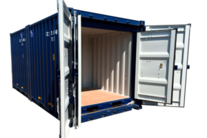 Stålcontainer